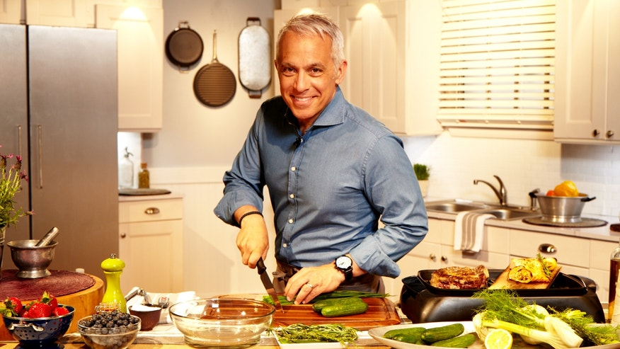Restaurateur Geoffrey Zakarian hosts several hit shows on Food Network.