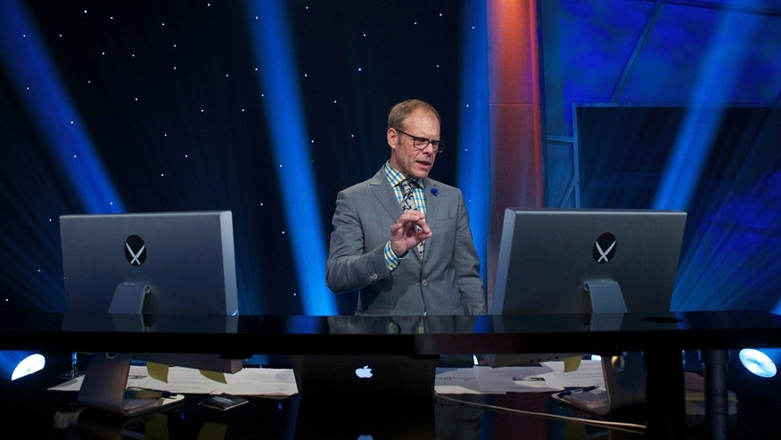 Chefs will return to Iron Chef America's Kitchen Stadium next year.