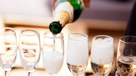 Cheers! When it comes to celebrating, find out why champagne is king.