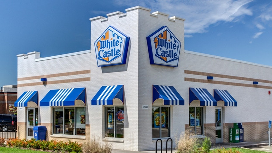 White Castle is known for its mini sliders.