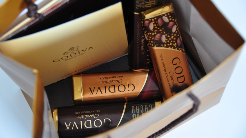 Godiva is one of the world's largest chocolatiers.