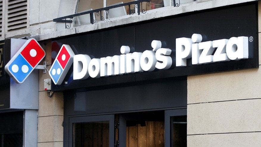 dominos pizza reuters paris