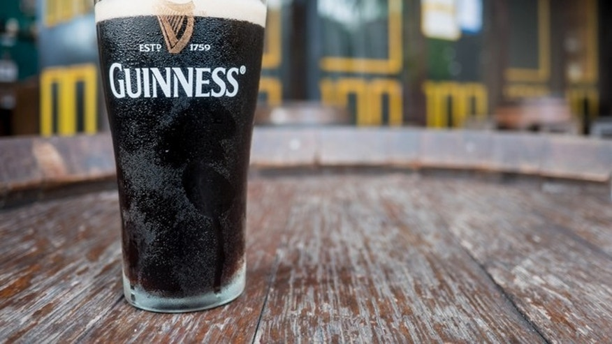 Baltimore brewers fight back as diageo prepares to open us guinness factory fox news - Guinness beer images ...