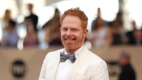 Actor Jesse Tyler Ferguson arrives at the 23rd Screen Actors Guild Awards in Los Angeles, California, U.S., January 29, 2017.   REUTERS/Mario Anzuoni  - RTSXYOL