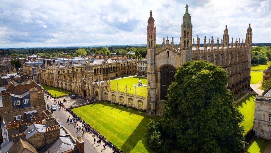 Founded in 1209, Cambridge University is one of the world's oldest learning institutions.