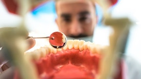 dentist mouth istock