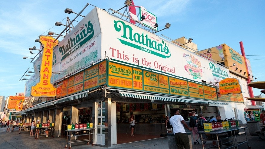 The MLB announced on Tuesday that Nathan's will become its first official hot dog sponsor.