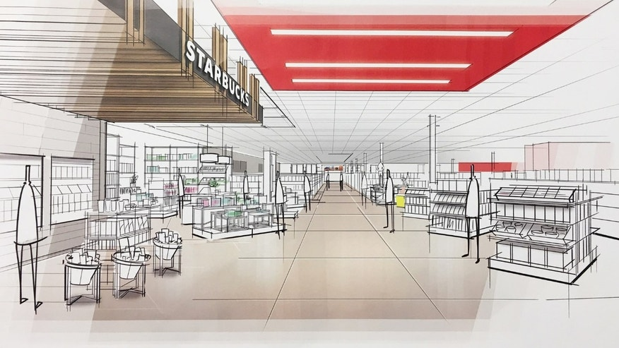 Target's first fully redesigned store is set to open outside of Houston.