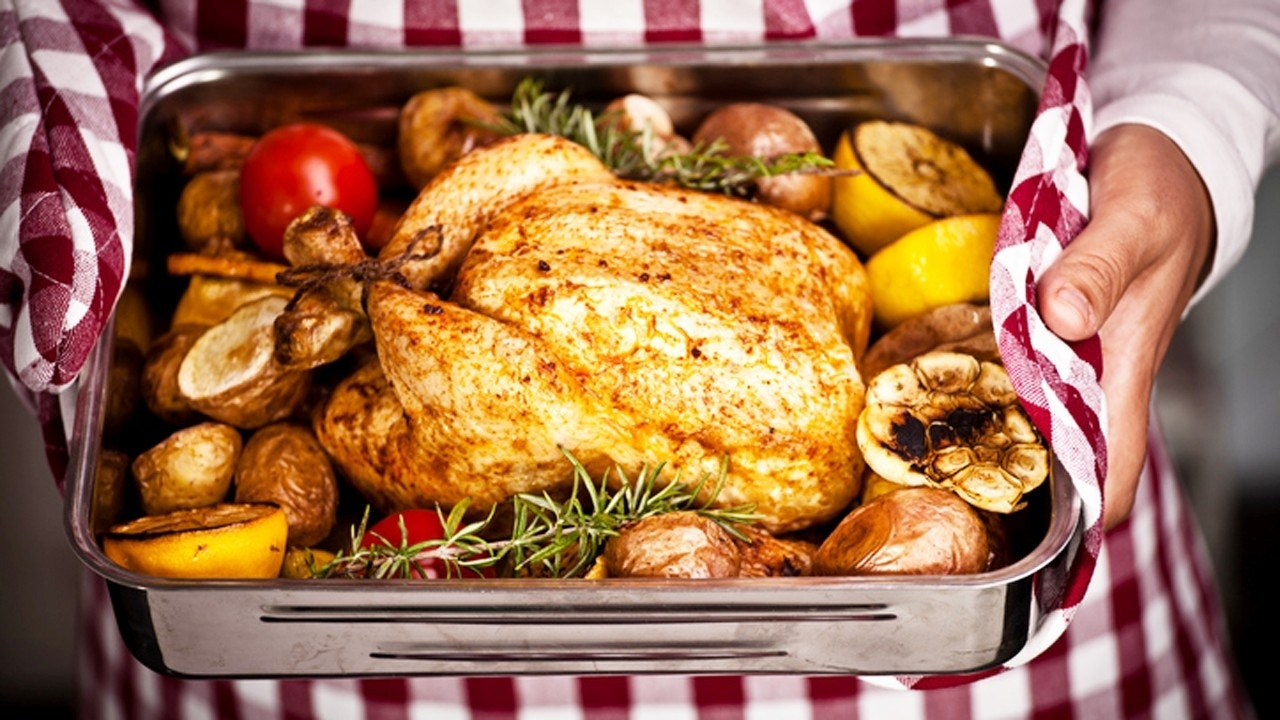 This is the best way to roast a chicken