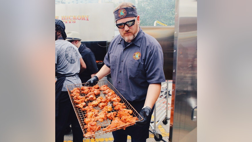 Love wings? Learn how the professionals really grill perfect chicken.