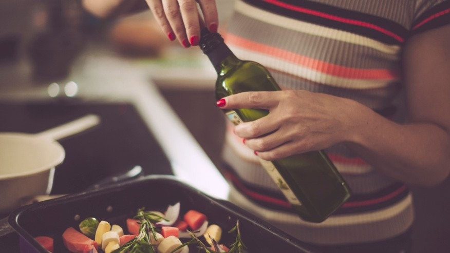 You always need a good, cheap olive oil in the kitchen.