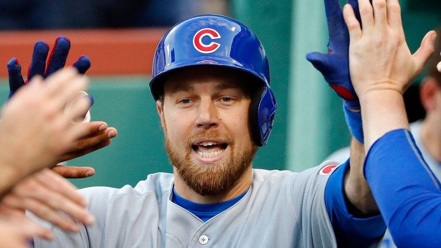 Ben Zobrist becomes the third Cub to get his own cereal since the series.