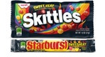 sweet heat skittles and starburst