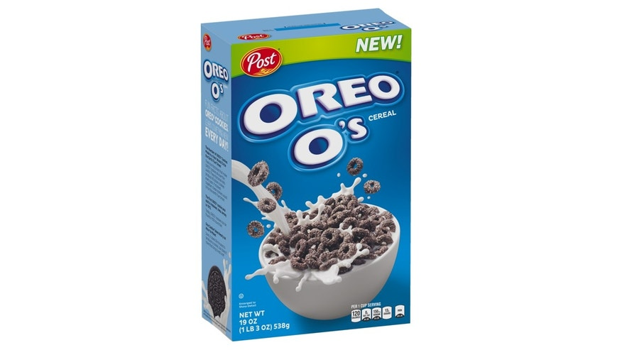 Oreo os cereal returning to supermarkets after 10 years fox news oreos ccuart Gallery
