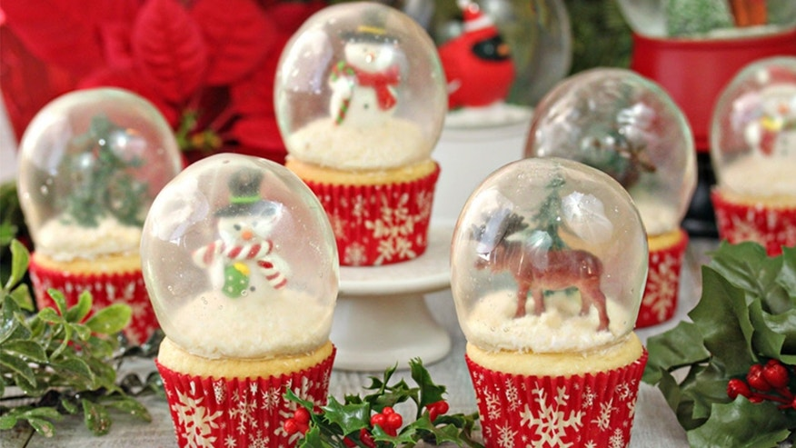 Utah blogger sues the Food Network over snowglobe cupcakes