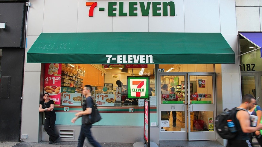 How do you get back at 7-Eleven? Open a 6-Twelve.