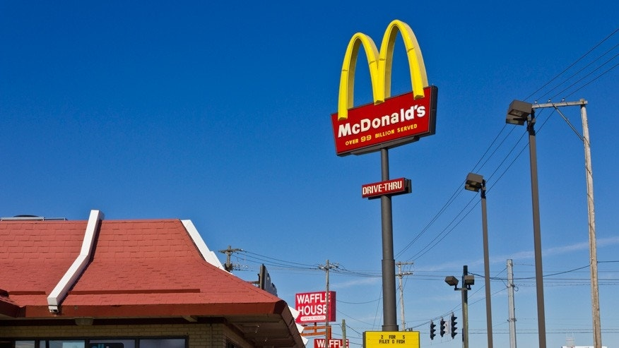 Mcdonald S Billboard In New Mexico Is Coming Down Company