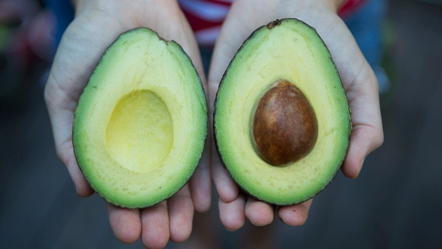Never found a bullet in your store-bought avocado? You're already better off than one unlucky shopper.