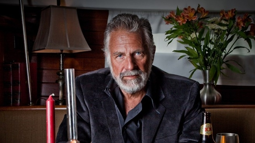 Jonathan Goldsmith doesn't always drink beer.