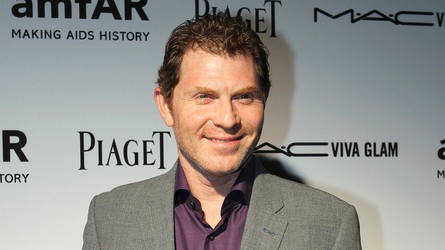 Bobby Flay has filed a lawsuit over $19,000 sofa.