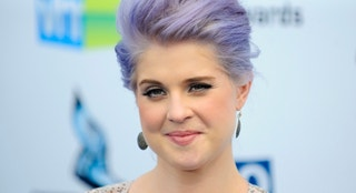 Kelly Osbourne pees herself, blames Starbucks for denying her a bathroom
