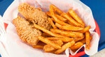chicken fries istock