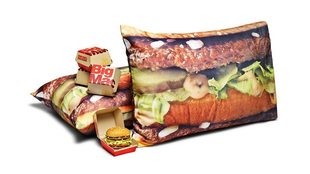 mcdelivery pillowcases