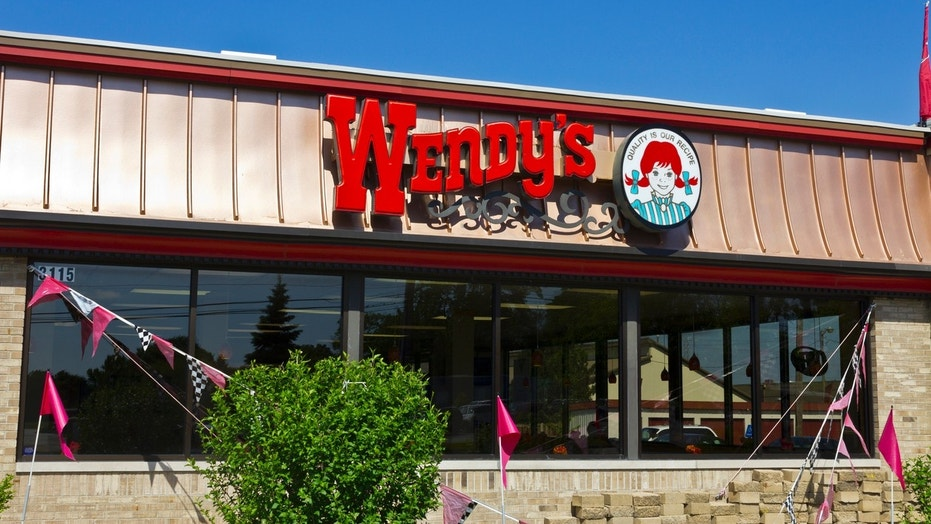 This Wendy's regular had a very special birthday.