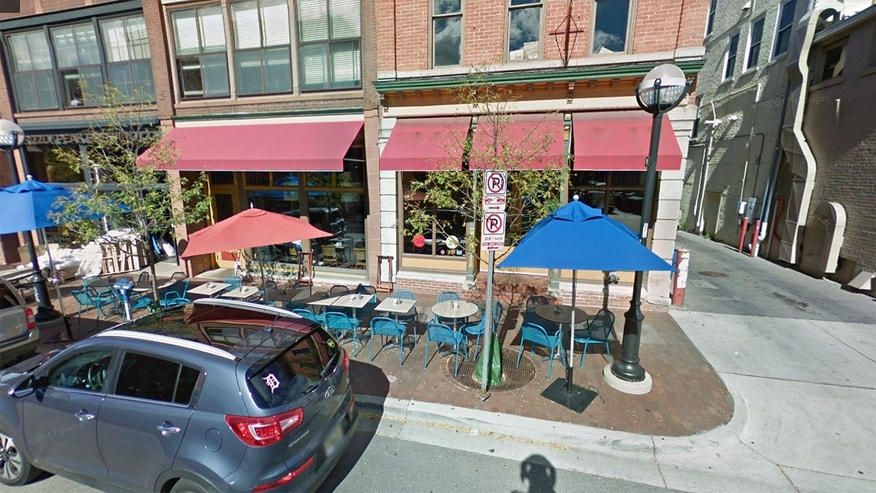The owner of Cafe Zola in Ann Arbor wasn't about to let ICE search her restaurant.