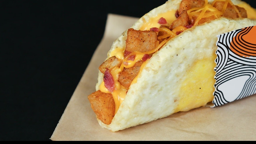 Taco Bell is planning to debut its Naked Egg Taco on August 31.