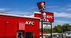 Muncie, US - August 3, 2016: Kentucky Fried Chicken Retail Fast Food Location. Location. KFC is a Subsidiary of Yum! Brands II