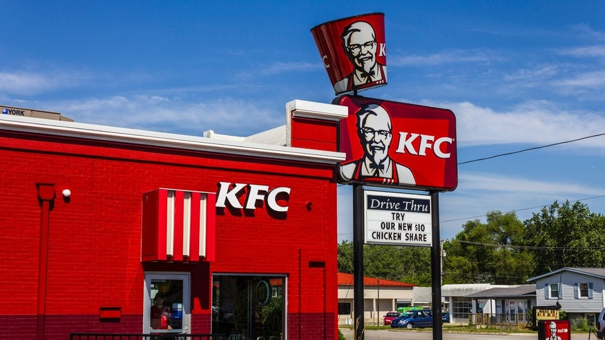 KFC's Bizarre VR Chicken Fry Training Escape Room