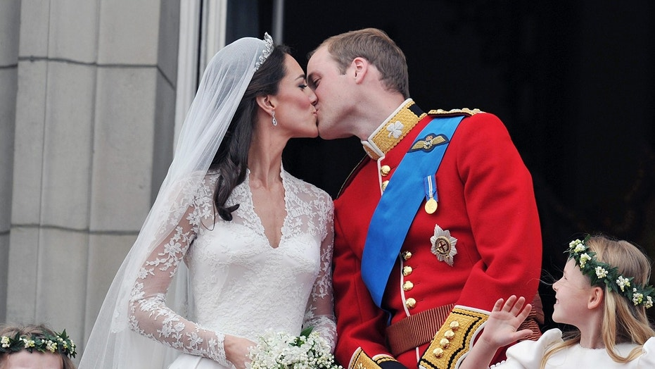 One lucky bidder will take home a piece of Will and Kate's special day.