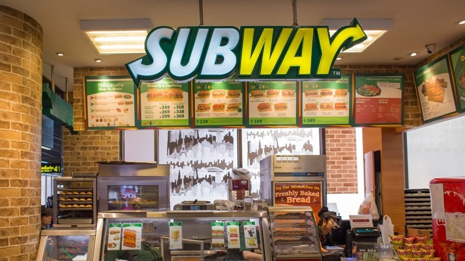 A North Dakota man delivered a Subway sandwich via airplane to his friend