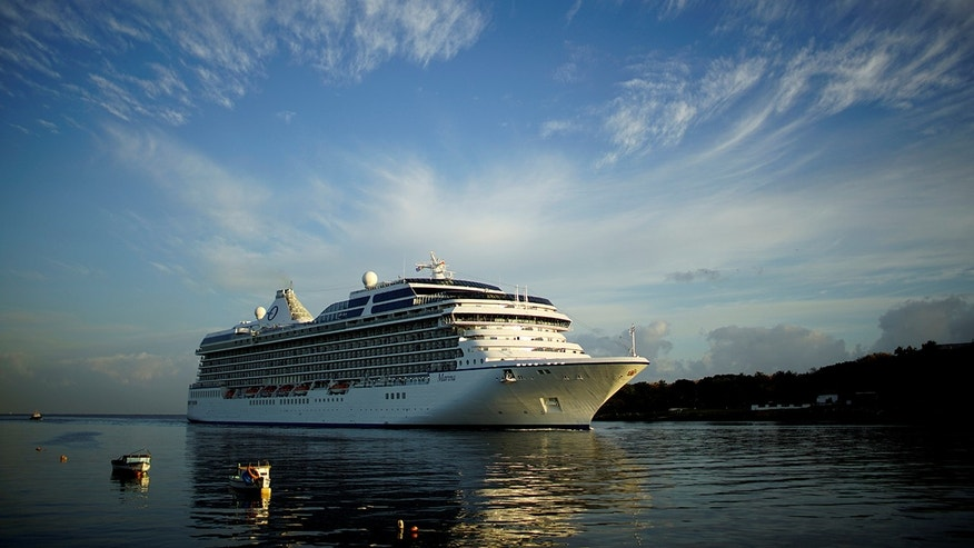 Royal Caribbean using its own cruise ship to evacuate employees