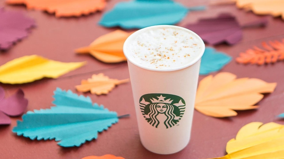 There's a new fall latte in town.