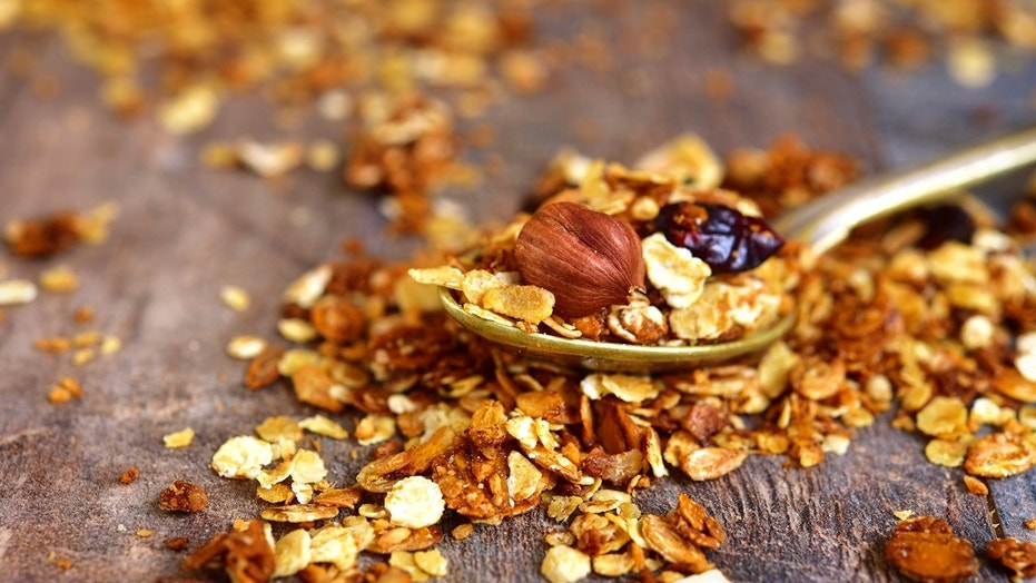 This granola is made with love -- that's a problem for the FDA