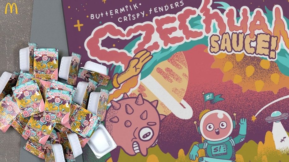 People are trading packets of the famed McDonald's Szechuan sauce for some unexpected items