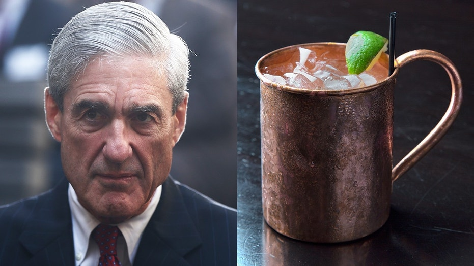 "The Bird in D.C. is offering $5 ""Moscow Mueller"" cocktails every time he indicts an associate of Trump."