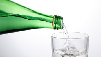 sparkling water istock