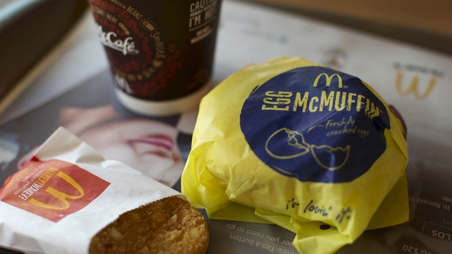 Cops: Man pulls gun in OH after failing to get Egg McMuffin