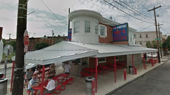pat's cheesesteak streetview