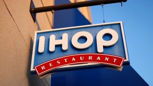 An IHOP restaurant sign is shown in Del Mar, California August 1, 2011. IHOP, the restaurant operator, reports its second-quarter results August 2.