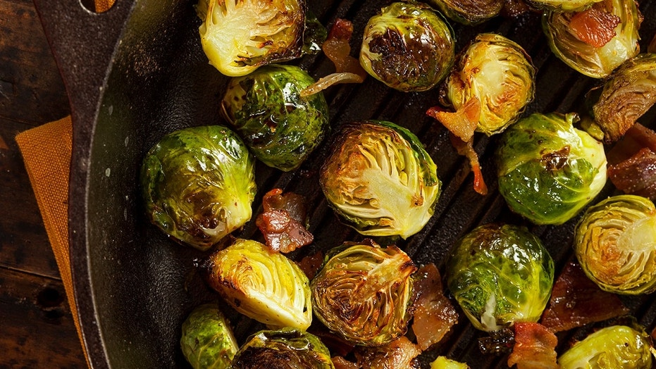 Brussels sprouts sliders...absurd or delicious?