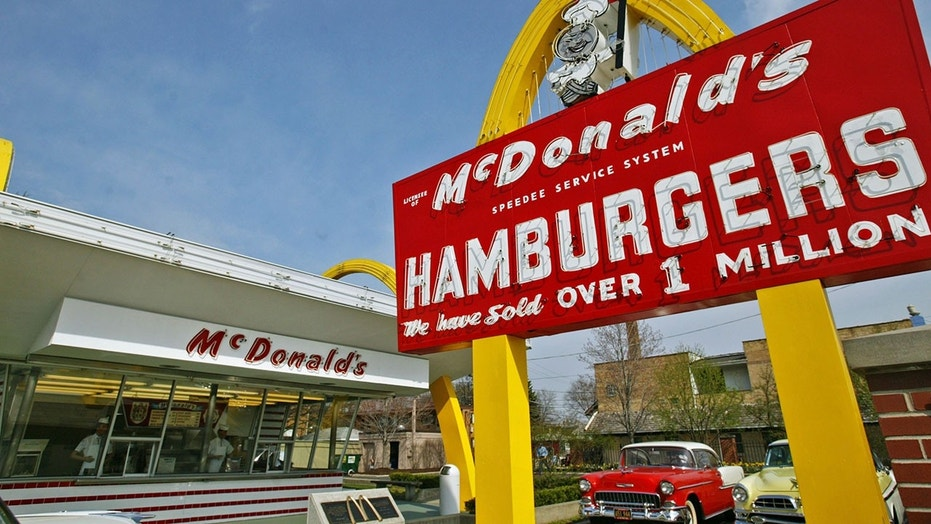 The chain announced on Monday that they're razing a replica of Ray Kroc's first McDonald's.