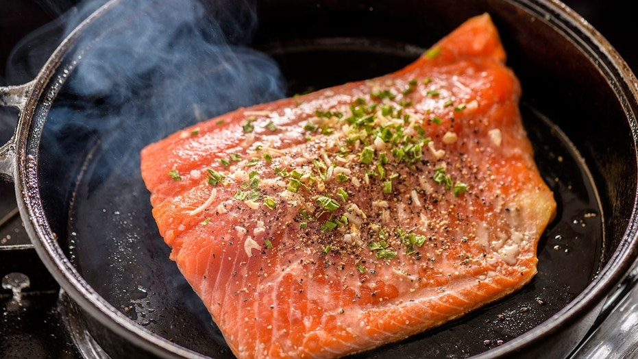 Never eat a piece of overcooked salmon ever again.