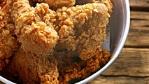 fried chicken istock
