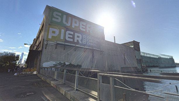 super pier google street view