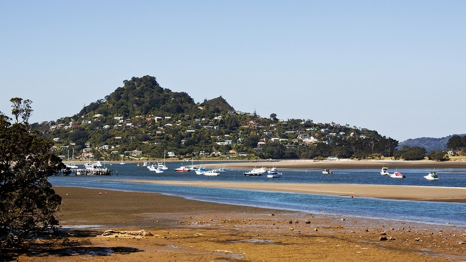 Some clever New Zealanders built an island off the beach at  Tairua estuary in the Coromandel to avoid a citywide alcohol ban.