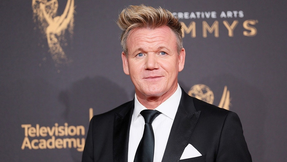 Gordon Ramsay's realty show-themed Las Vegas restaurant may be the hottest seat in town, gaining 12,000 reservations in 10 days.